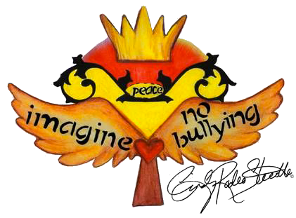 Imagine No Bullying Now logo