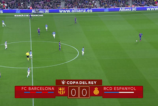 Copa Del Rey Biss Key 26 January 2018