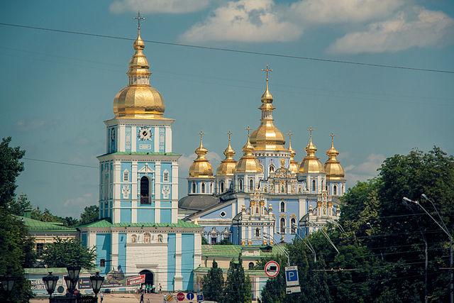 San Miguel Monastery, Liev, Ukraine