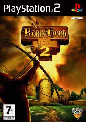Robin Hood: The Siege 2 (PS2) 2006