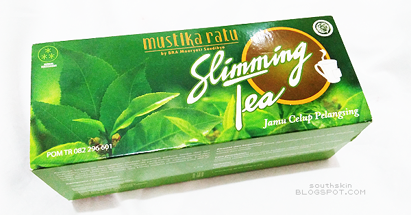 Mustika Ratu Slimming Gel