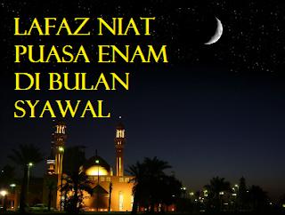 Puasa Enam Syawal