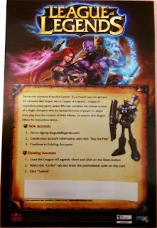 Free League of Legends Skin Codes