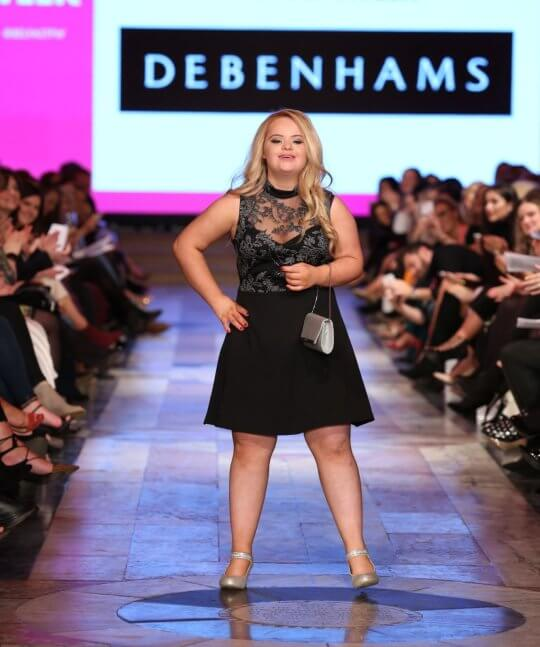 Young Woman with Down Syndrome Becomes the Ambassador for Benefit Cosmetics