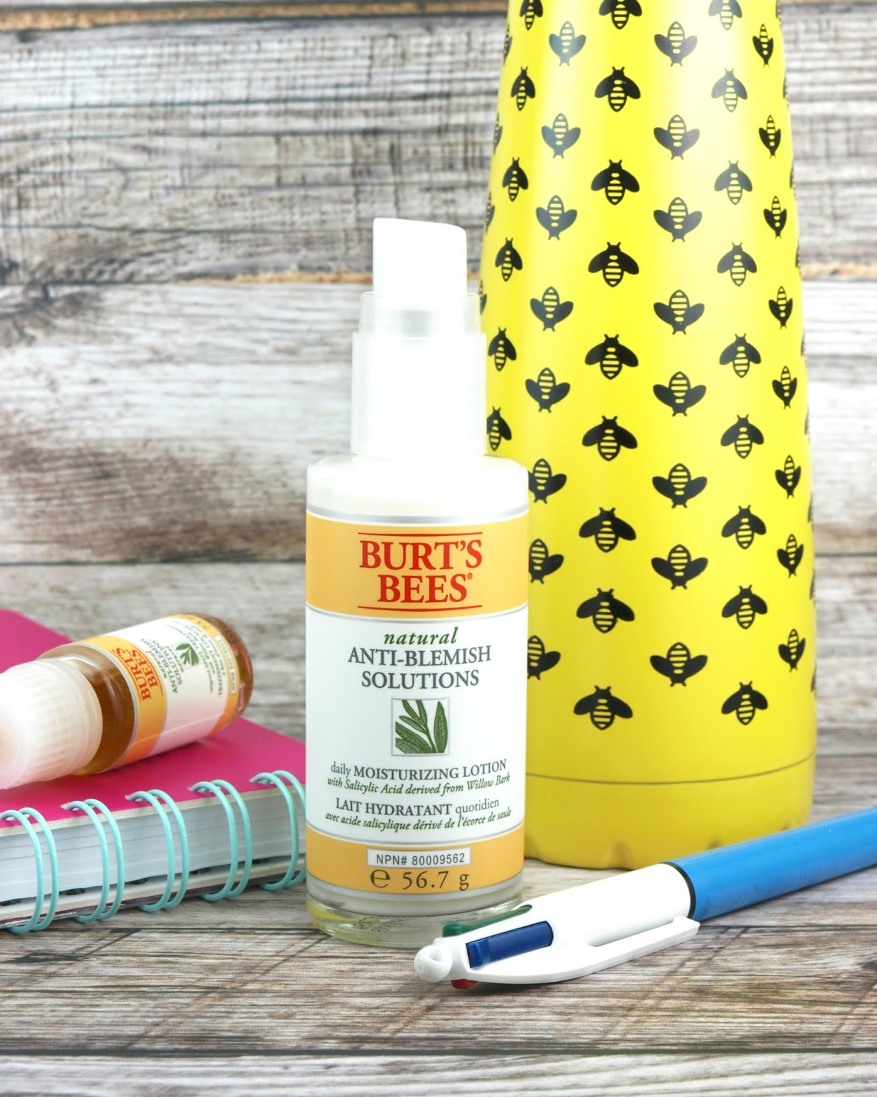 Burt's Bees | Natural Anti-Blemish Solutions Daily Moisturizing Lotion: Review