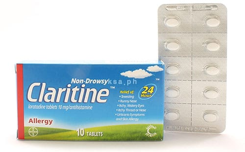 سعر أقراص كلاريتين Claritine لعلاج الحساسية