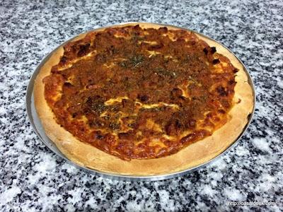 Mão na Massa - Pizza