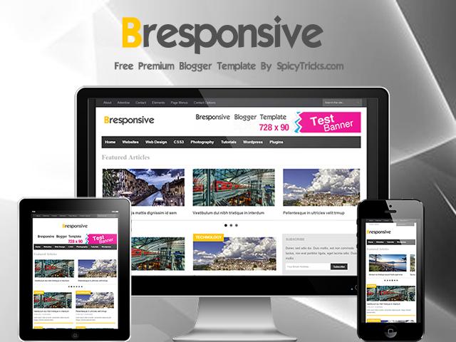 Responsive Hot Theme: blogspot template | Your Blog Description
