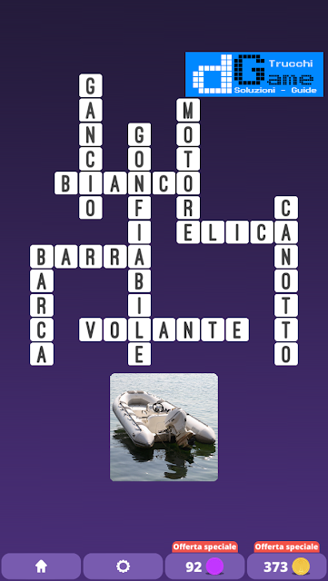 Soluzioni One Clue Crossword livello 14 schemi 1 (Cruciverba illustrato)  | Parole e foto
