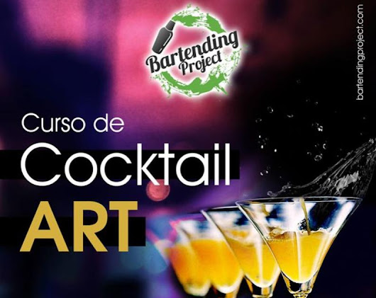 Curso de Cocktails Algarve