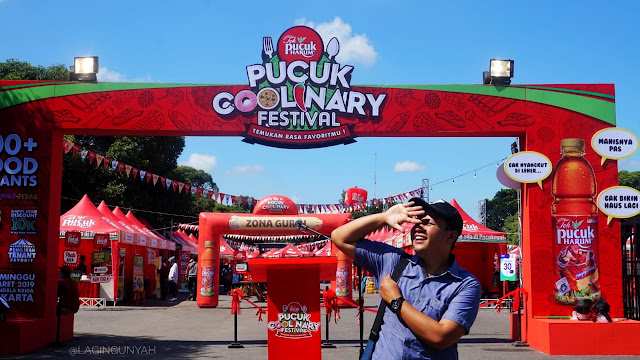Pucuk Coolinary Festival Jogja