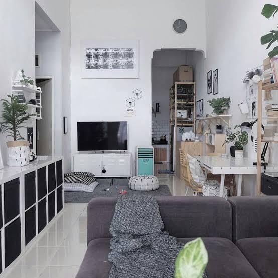 Percantik Desain Rumah Modern Kamu dengan Dekorasi yang Ciamik ini, sumber foto IND Times