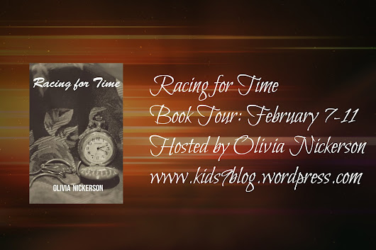 Racing for Time Blog Tour: Interview