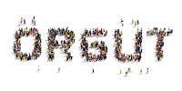 İnsanların örgütlenip bir araya gelerek oluşturduğu örgüt yazısı