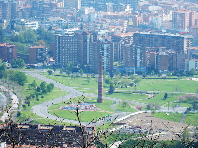 Torre Iberdrola, Mirador Artxanda, Bilbao, España, Elisa N, Blog de Viajes, Lifestyle, Travel
