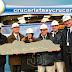 ► MSC Cruceros y STX France celebran el corte de la primera pieza de acero de MSC Bellissima