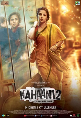 Kahaani 2 (2016) Hindi DVDRip 1CD x264 700MB