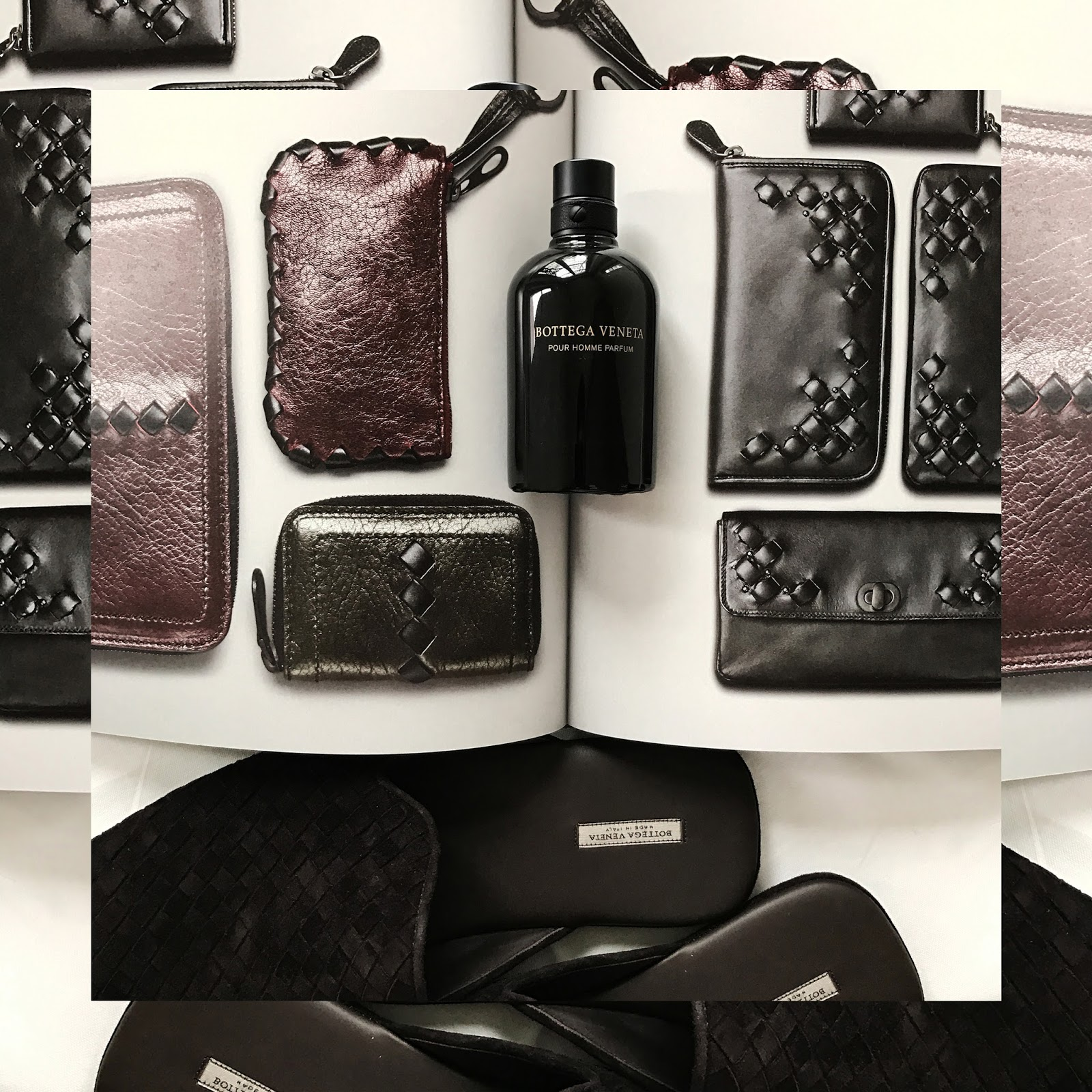 be66f4cef3 Bottega Veneta pour Homme is a strongly masculine and fascinating  combination of rare and high quality materilas. That differentiates itself  from other ...