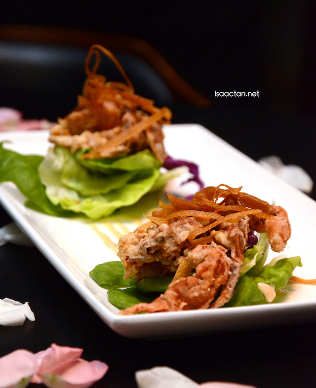 Soft Shell Crabs (RM29)
