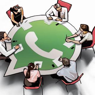 Cara Mematikan Notifikasi Pesan Grup Whatsapp Yang Mengganggu