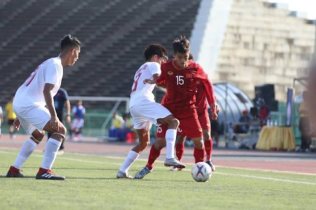 Trực tiếp: U22 Việt-nam thắng U22 Philippines-2-1 trận khai mạc giải U22 Đông nam á