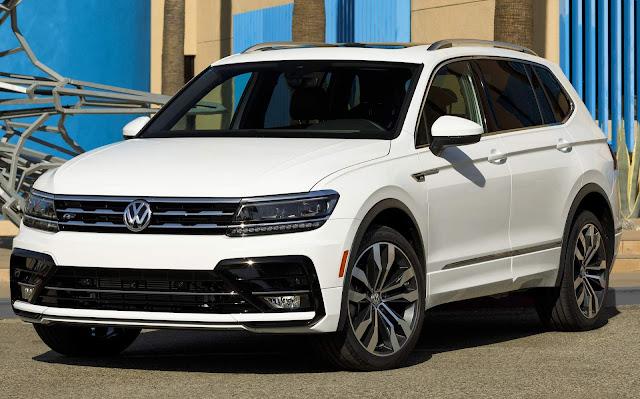 EUA: VW cresce, Gm, Ford, Toyota e Nissan caem