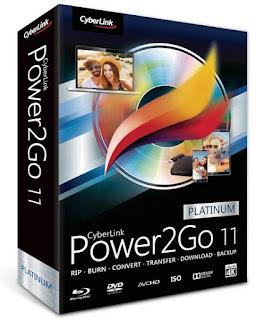 CyberLink Power2Go Platinum 11.0.1013.0 Retail+Nuevo Parche REiS (Esp)