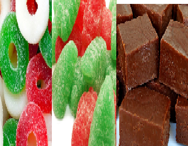Christmas Candies (Easy to make Christmas Delicacies recipes )