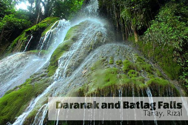 Weekend Ride to Daranak and Batlag Falls