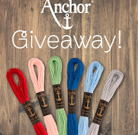 Logo Anchor Crafts: gioca e vinci gratis uno dei kit di  6 Matassine Anchor Muliné