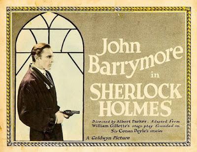 Sherlock Holmes (1922) Moriarty