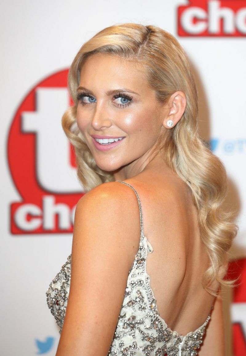 HQ Photos Stephanie Pratt at TV Choice Awards in London