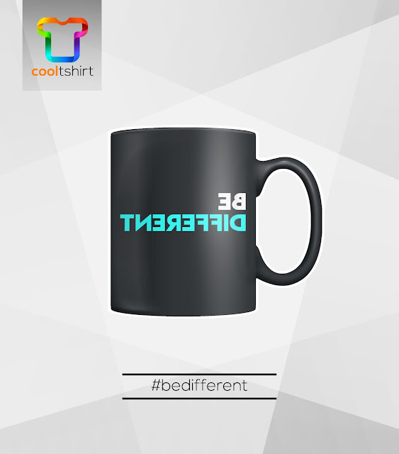 Be different cool limited edition cup