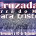 CRUZADA SERRA DO MEL PARA CRISTO