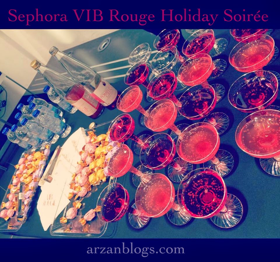 Beauty Sephora Vib Rouge Welcome Kit 2015