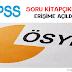 EKPSS Soru Kitapçıkları Erişime Açıldı