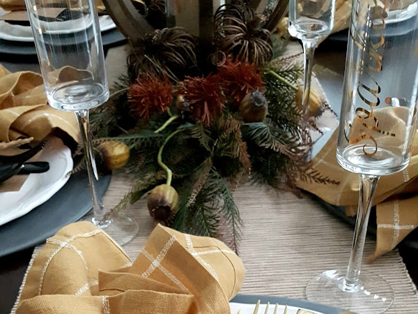 A Thanksgiving Table...