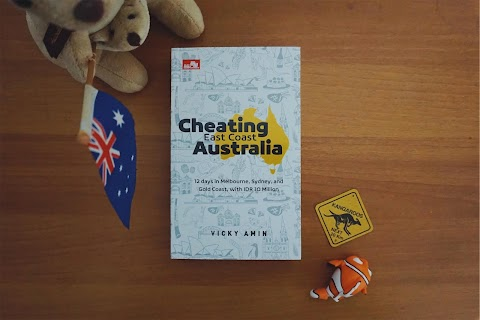 "[NOW RELEASED] ""Cheating East Coast Australia"""