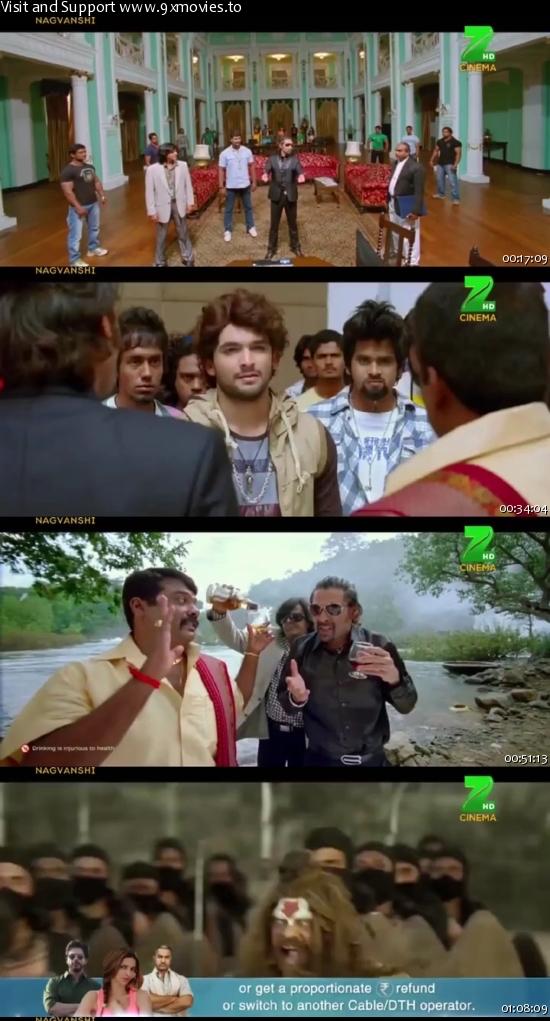 Naagvanshi 2017 Hindi Dubbed 480p DTHRip
