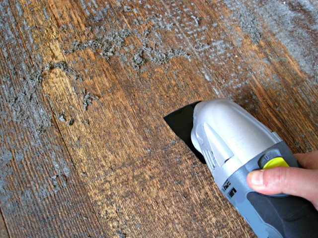 Removing Glue Or Adhesive From Hardwood Floors The Speckled Goat