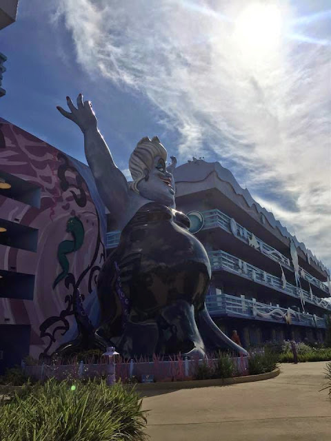 Mon séjour à Disney World Floride