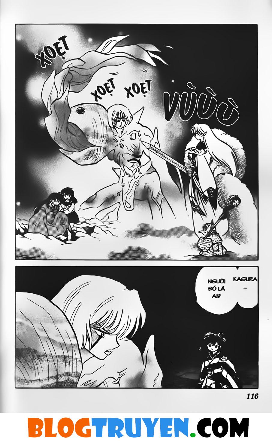 Inuyasha vol 37.7 trang 3