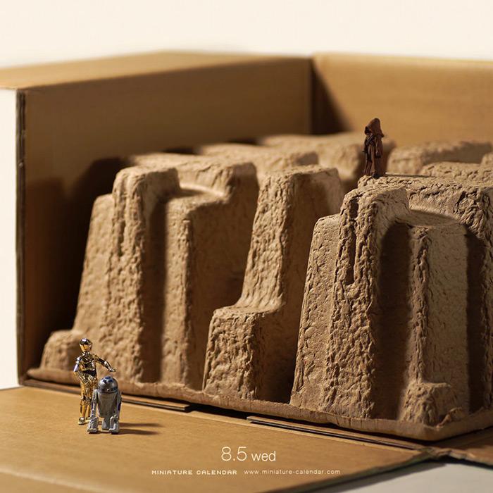 dioramas mit häuser 1 35