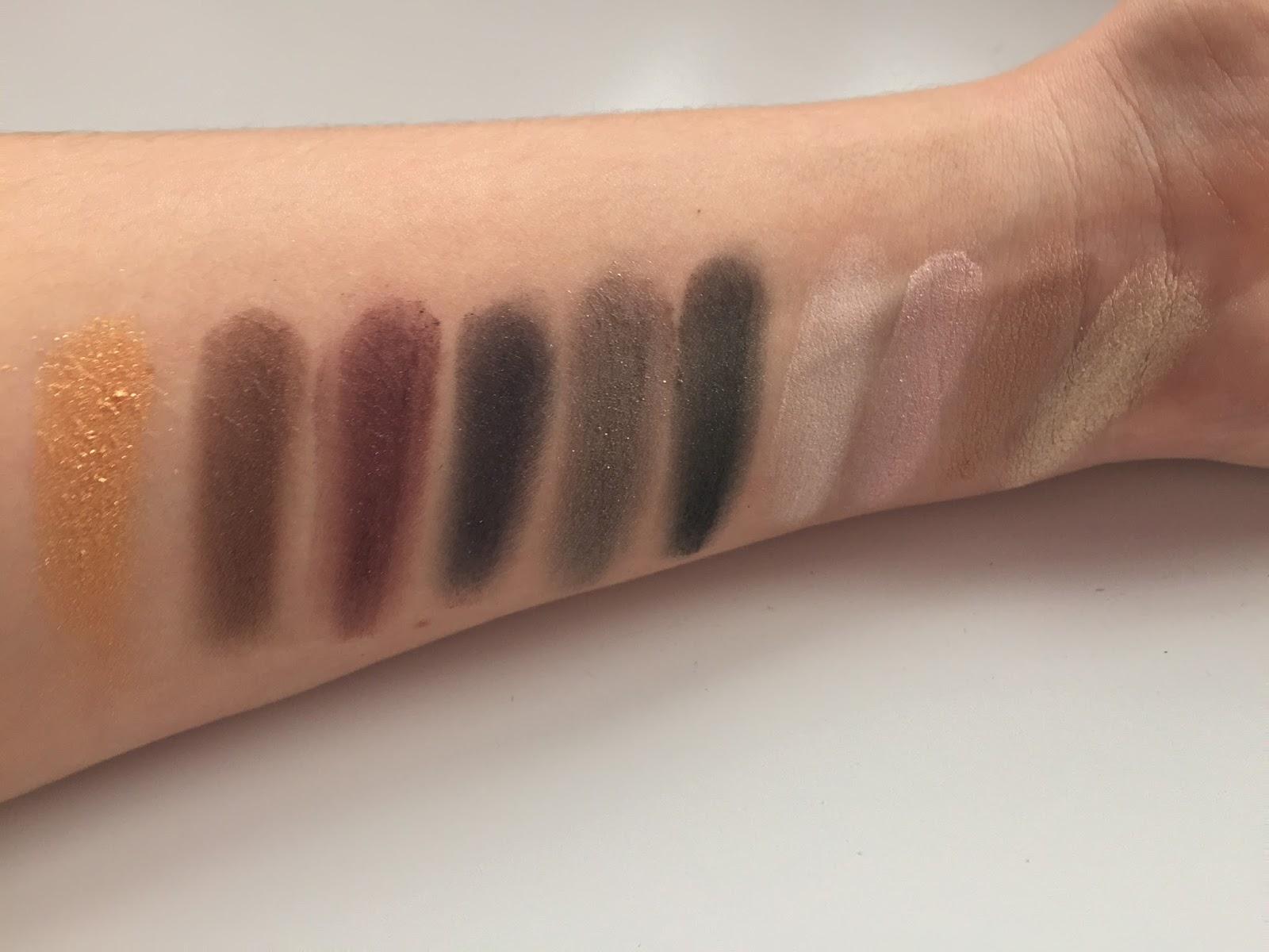 Makeup Revolution I ♡ Obsession Palettes