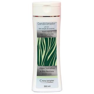 Condicionador cabelos algas gracilárias 350 ml.