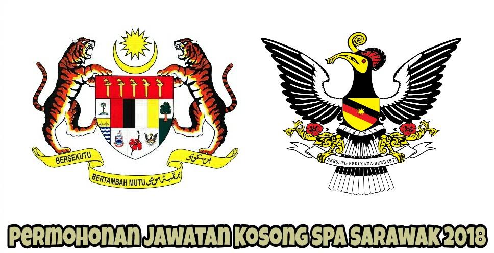 Permohonan Jawatan Kosong Spa Sarawak 2020 Online Spa