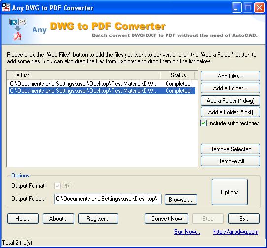 Any DWG to PDF Converter 2015 + Patch | Diễn đàn chia sẻ tri thức