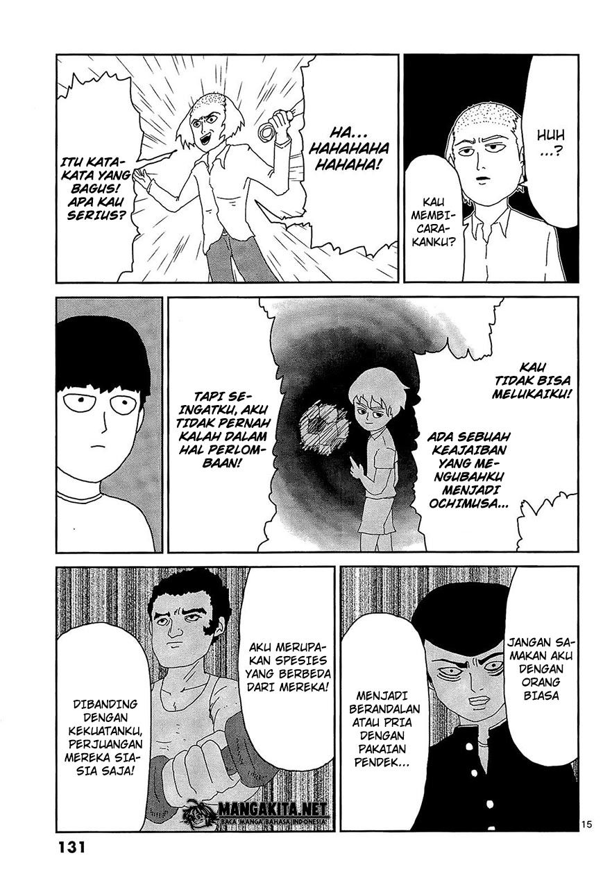Mob Psycho 100 Chapter 16-15