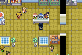 pokemon ultra blaze screenshot 2