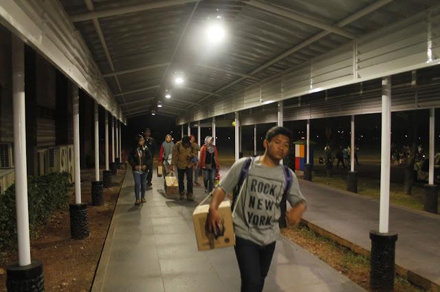 Pimpinan Kontingen Daerah Jawa Timur Raimuna Nasional XI Tahun 2017